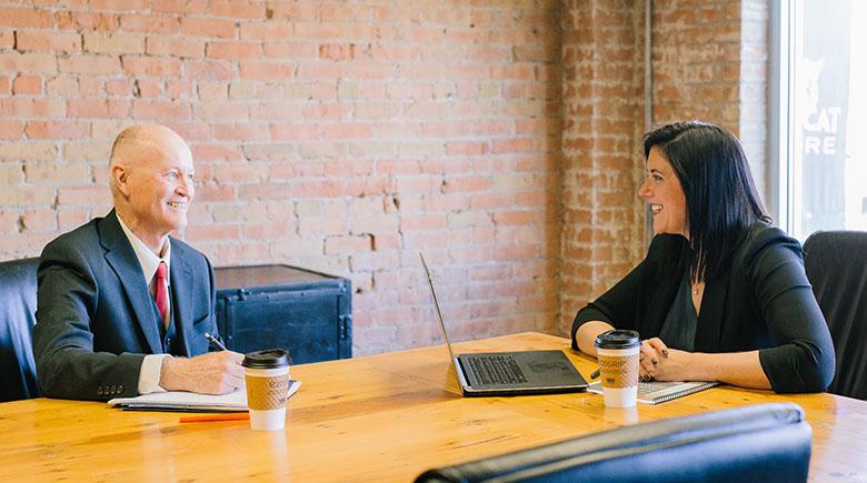Bild posten 4 Tipps um ein IT Jobinterview zu bestehen Kennen Sie die Firma - 4 Tipps, um ein IT-Jobinterview zu bestehen
