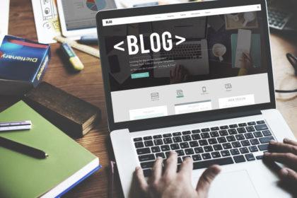shutterstock 381746308 420x280 - Diese 5 Vorteile bietet regelmäßiges Bloggen