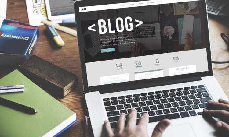 shutterstock 381746308 750x450 - Diese 5 Vorteile bietet regelmäßiges Bloggen